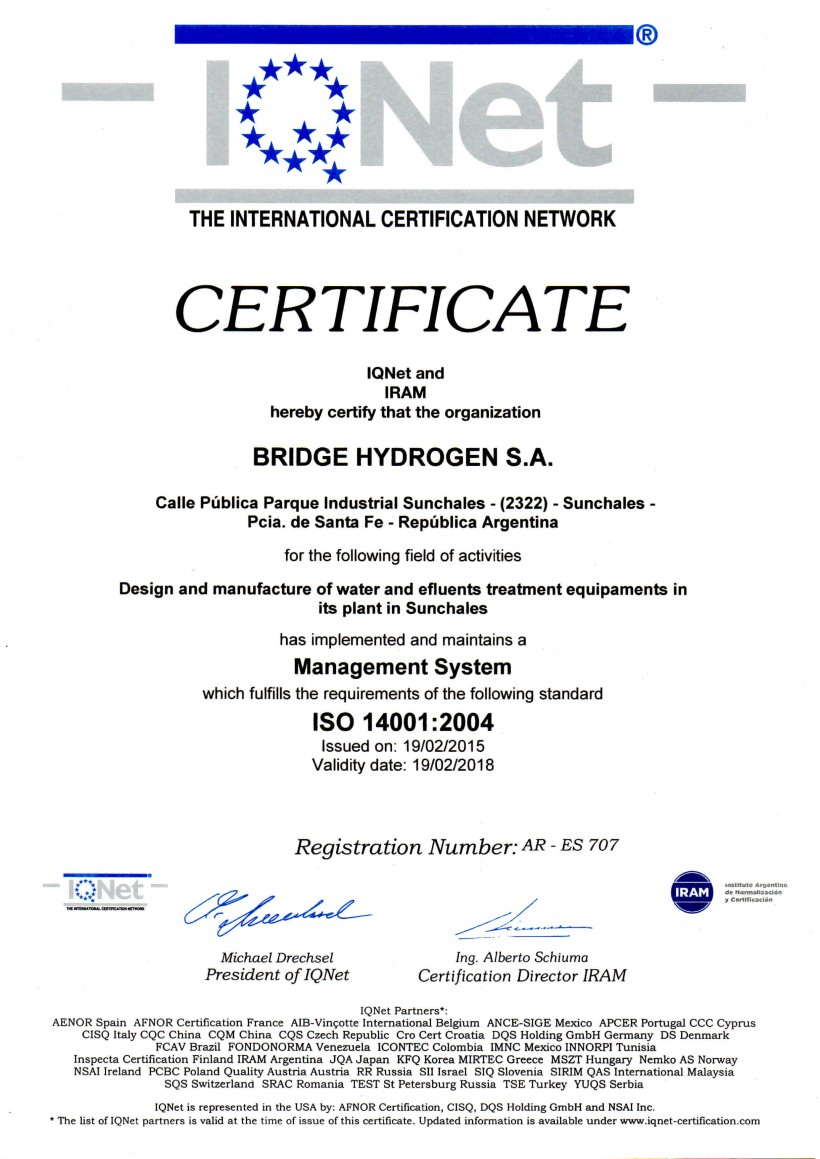 ISO-14001-IQNET
