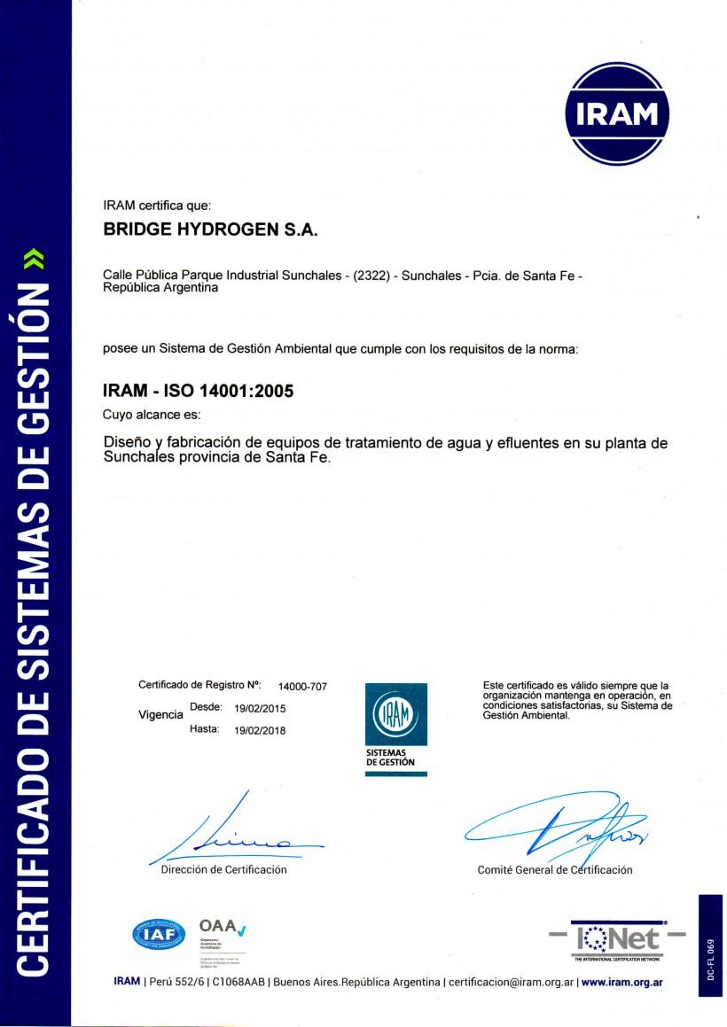 ISO-14001-IRAM